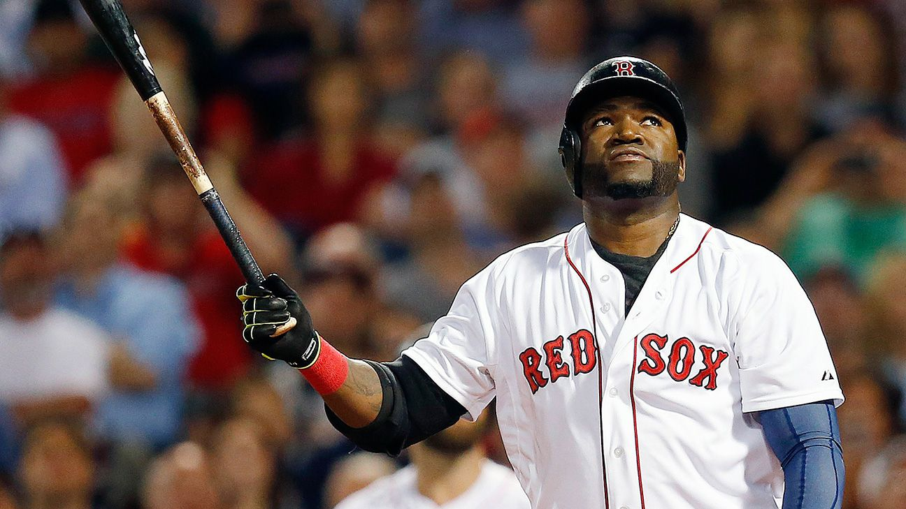 Big Papi to throw out first pitch at Fenway Mon.