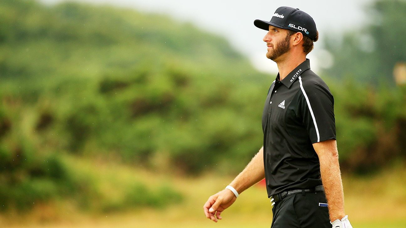 86c79b9b5e1 Dustin Johnson is suspended six months by PGA Tour after testing positive  for cocaine use