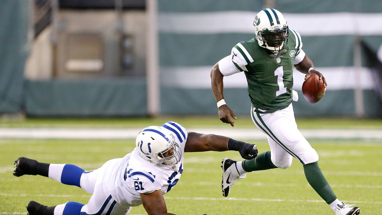 21da1dbfb86 New York Jets coach Rex Ryan doesn't rule out using Michael Vick in Wildcat  packages