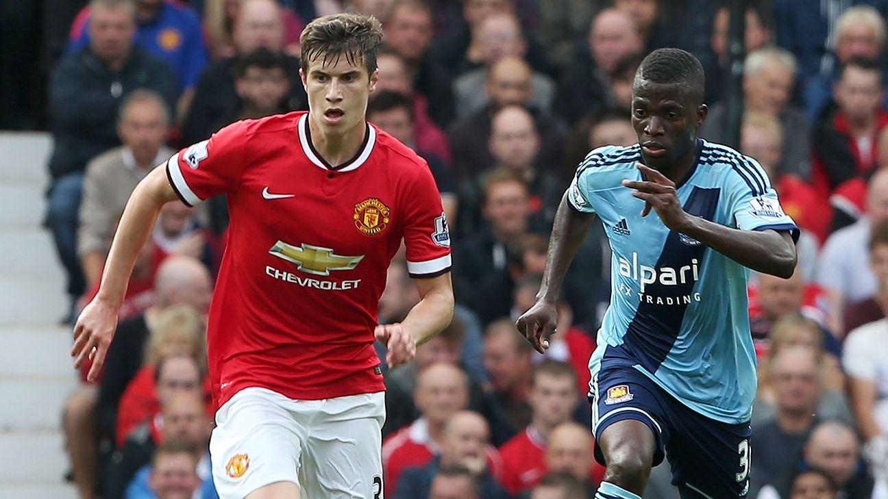 Louis Van Gaal Says No Player's Place Guaranteed At Man United