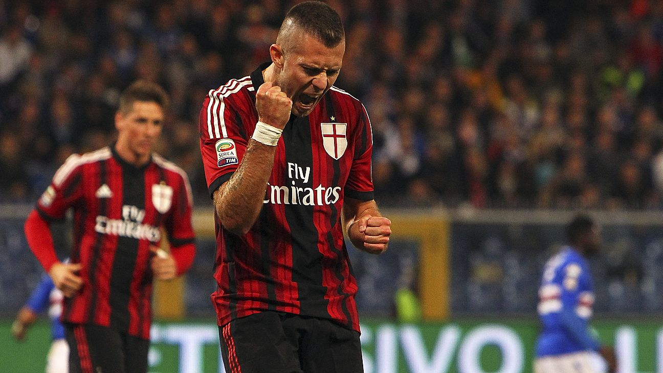 58b1792b928 Jeremy Menez hopes AC Milan form will earn France recall