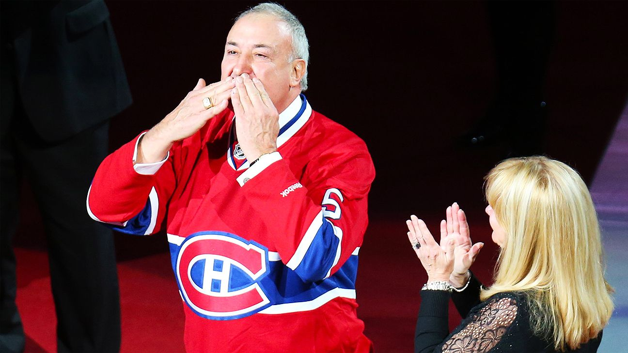 Canadiens Hall of Famer Guy Lapointe has oral cancer