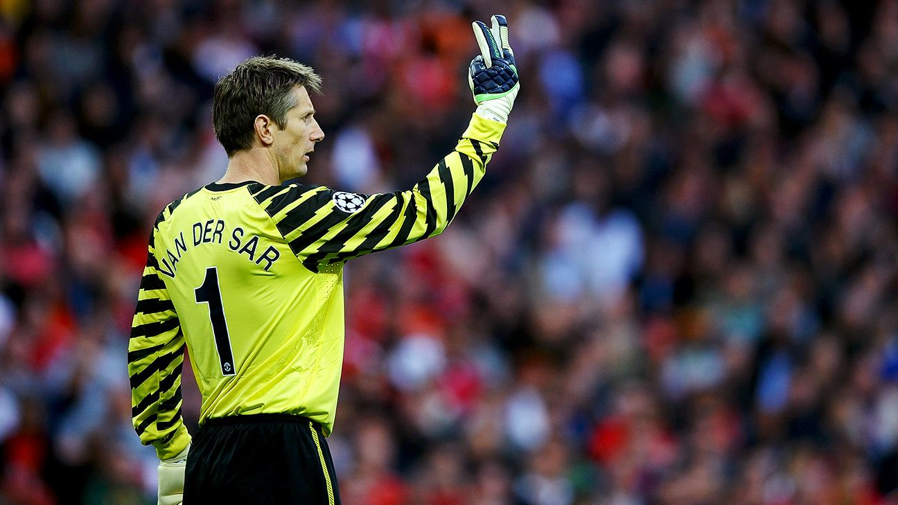 Image result for van der sar