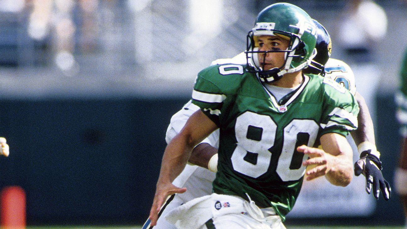 premium selection 0e93a 9fac3 Wayne Chrebet: From long shot to Jets immortal - New York ...