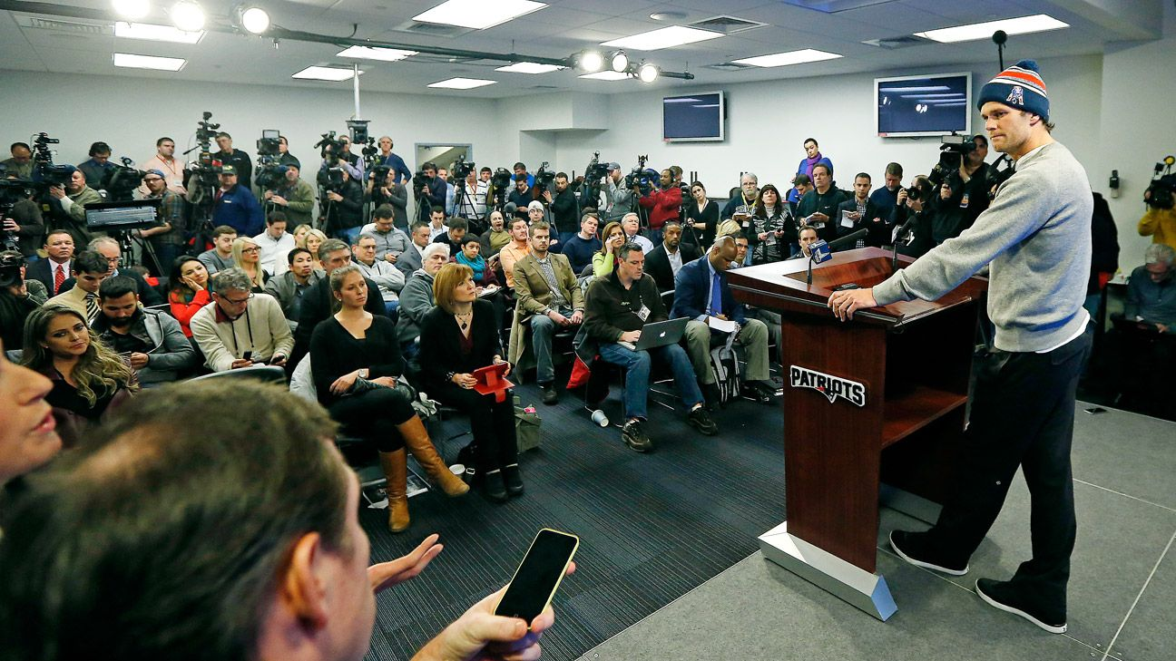 Tom Brady sacked like never before by Deflategate findings