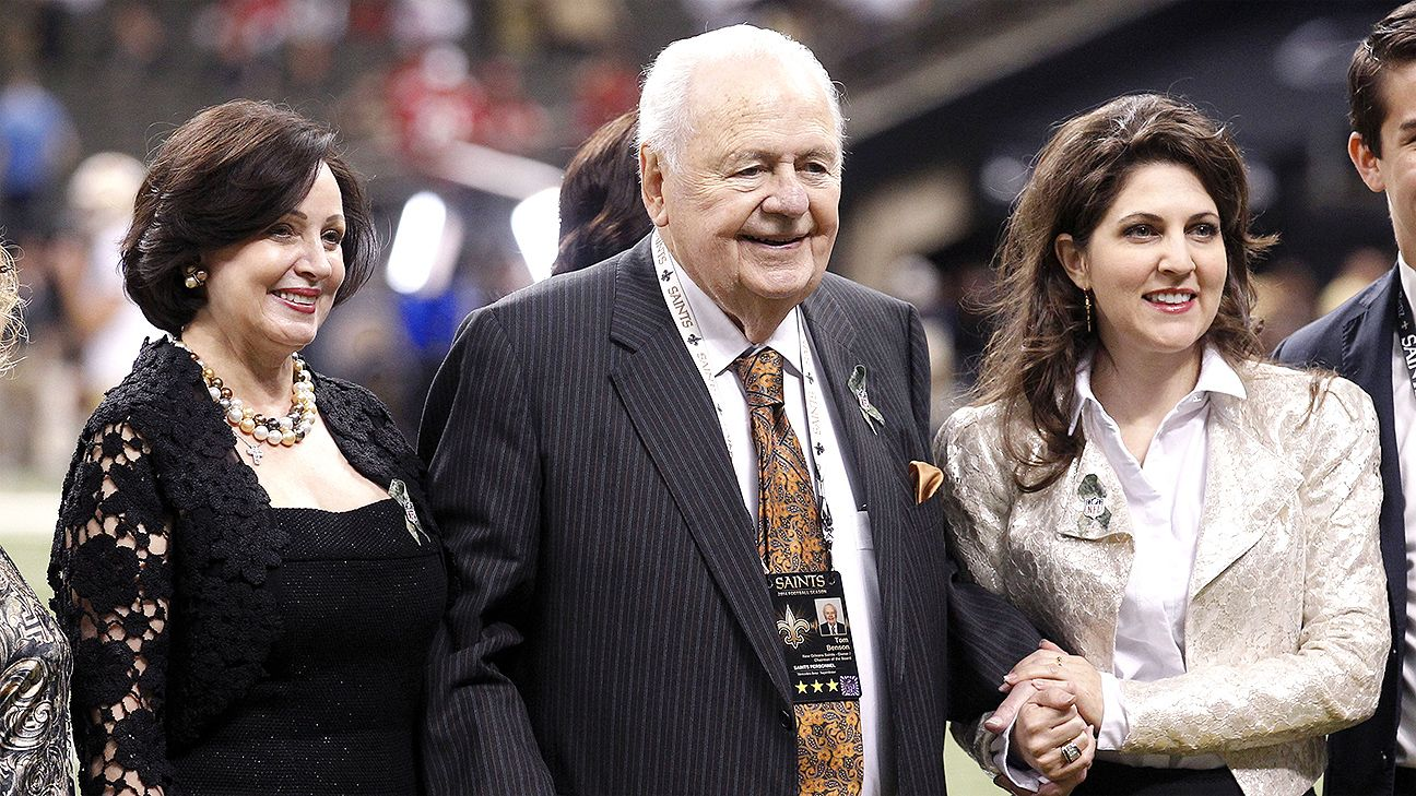 Heirs of New Orleans Saints and New Orleans Pelicans owner Tom Benson begin  testimony in competency case 84417d8f6