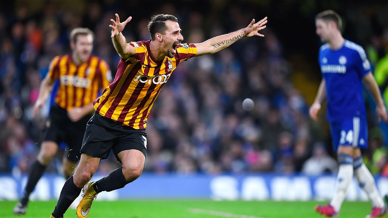 Jolly: FA Cup still the king of giant-killings