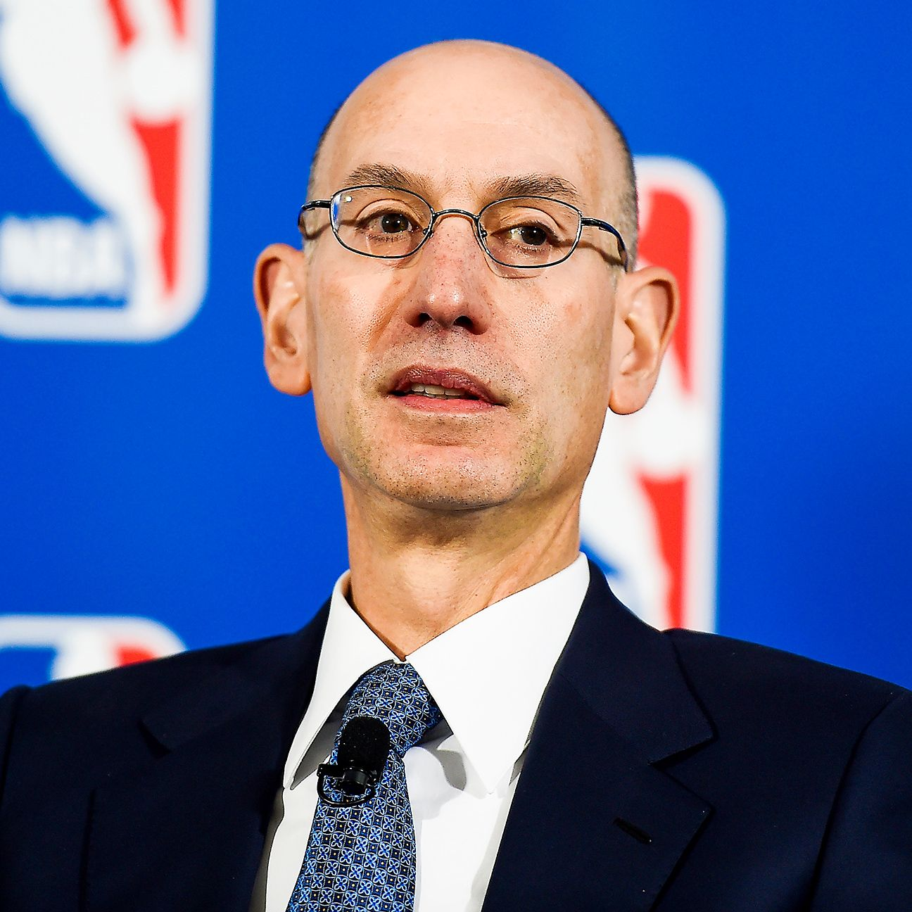 Commissioner Adam Silver expects NBA to explore possible ...
