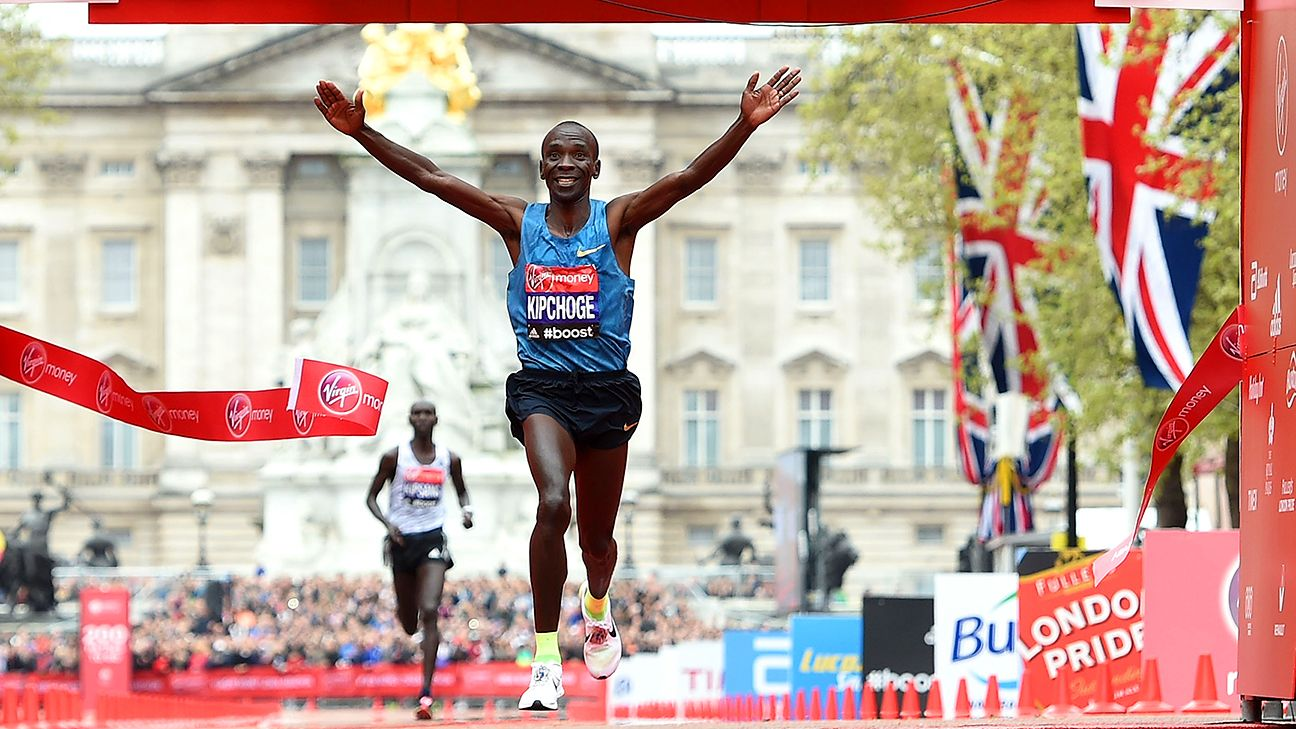 Virgin money london marathon breaks massive remote marathon record