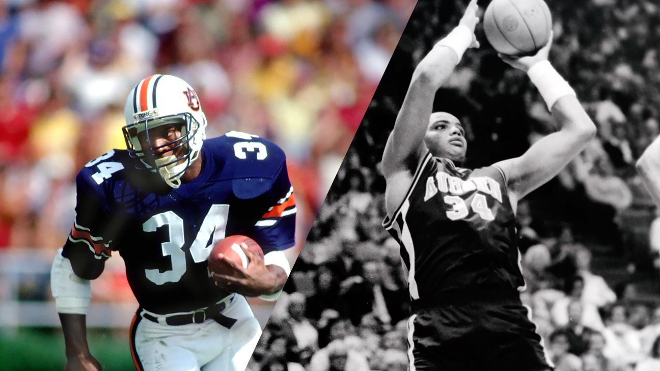 Bo Jackson Charles Barkley Duo Tops List Of Best Combined