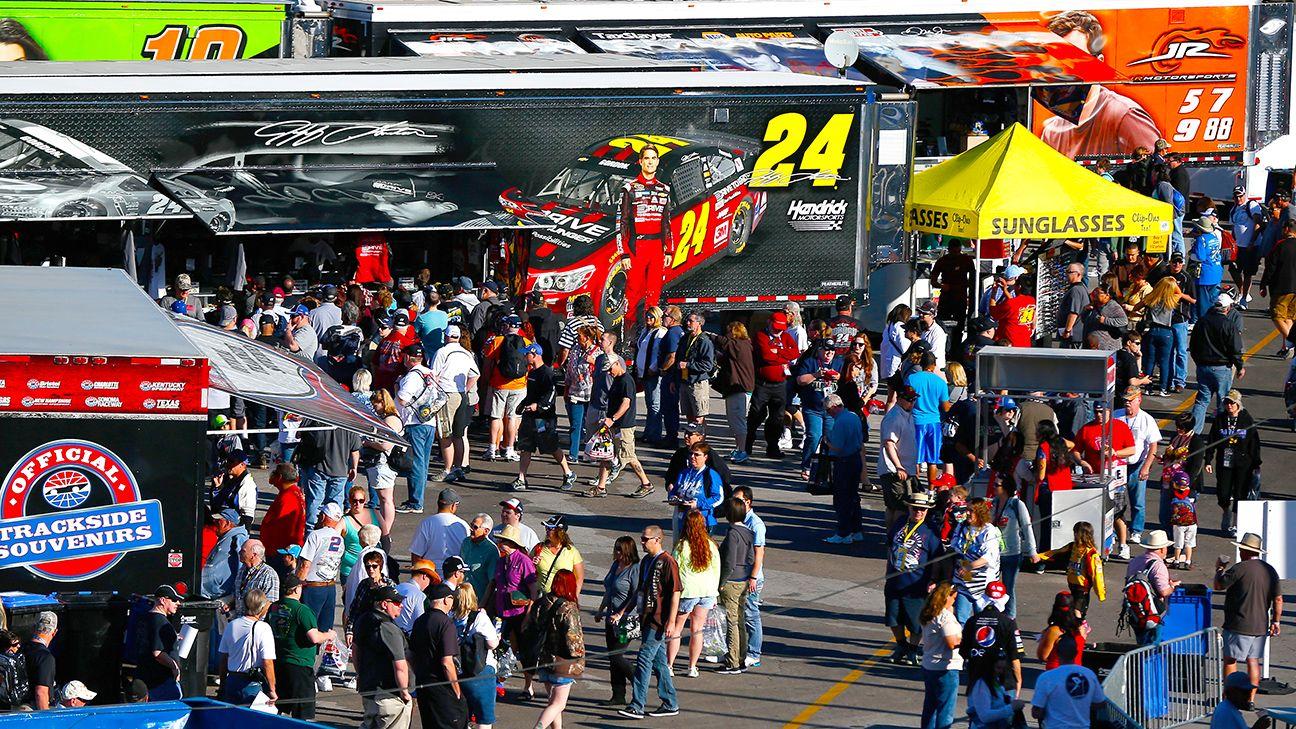 Fanatics revamping how it sells merchandise at NASCAR races