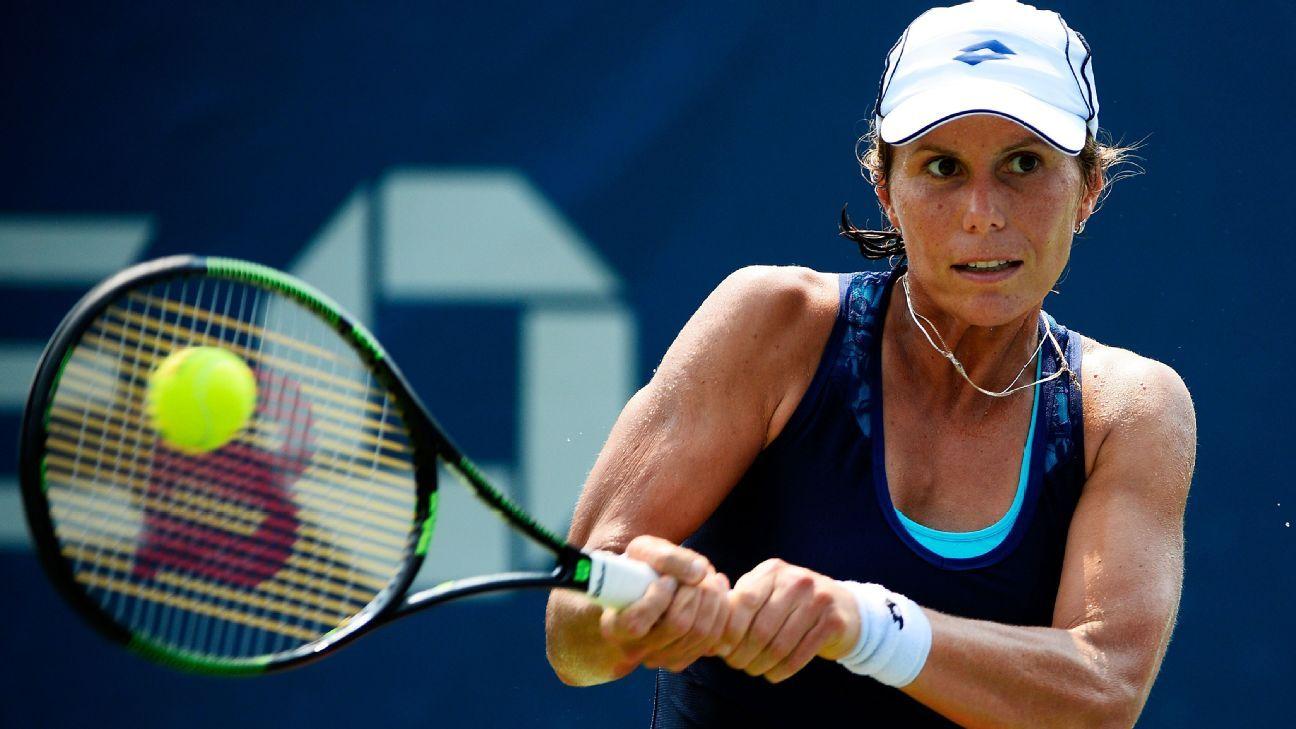 U.S. tennis player Varvara Lepchenko was cleared by the ...Varvara Lepchenko Ranking