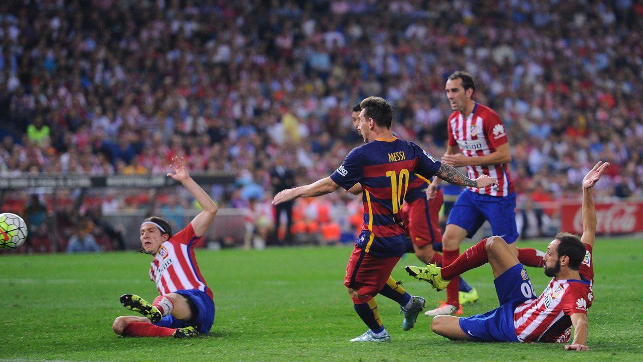 AtlГ©tico Madrid Gegen Barcelona