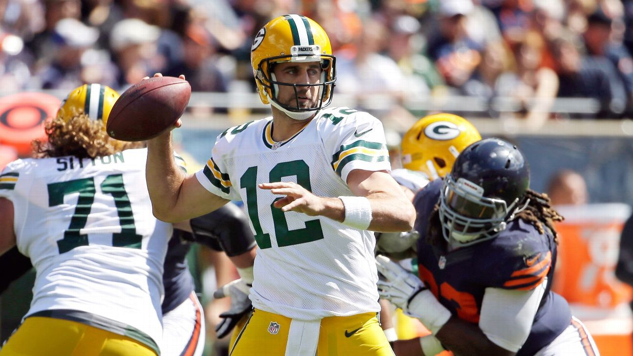 Have Seahawks become an albatross for Aaron Rodgers, Packers?