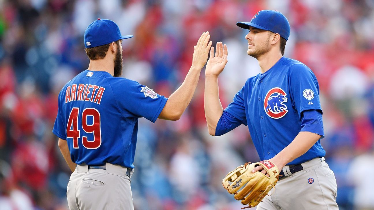 Size does matter for Cubs as much-anticipated spring camp