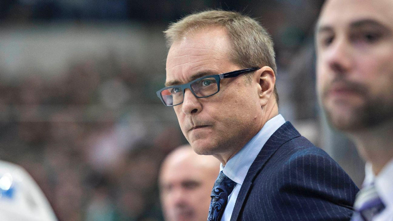 Jets sign coach Maurice to multiyear extension