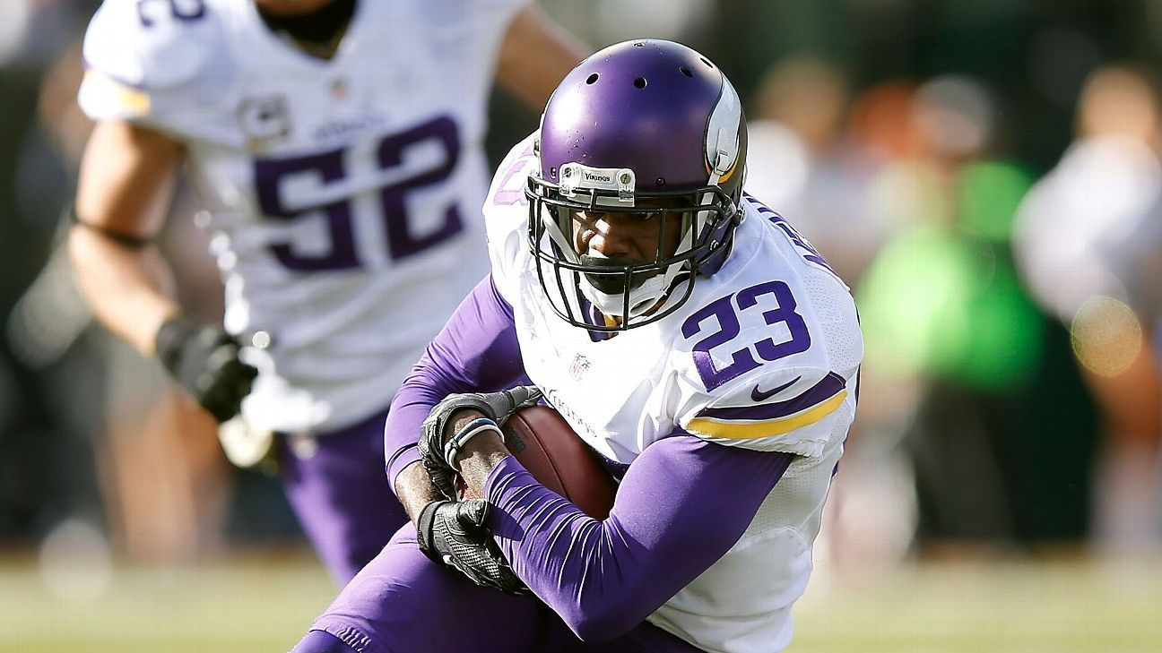 Minnesota Vikings reach agreement with defensive back Terence Newman 9a182557b