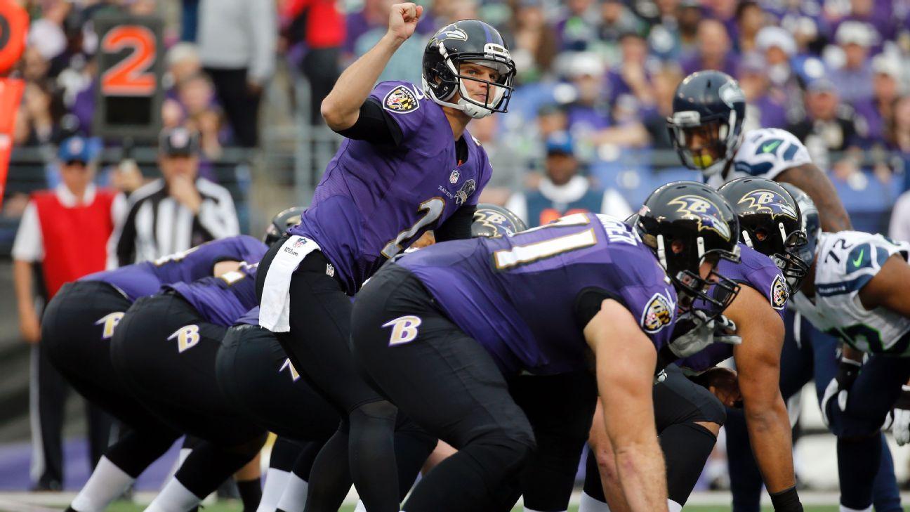 Jimmy Clausen deserves a second start with Baltimore Ravens - Baltimore  Ravens Blog- ESPN 715b1433c