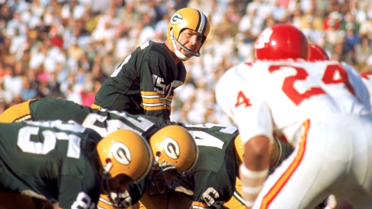 The legendary Packers quarterback, son of a tough-love World War II veteran, was the player who made Vince Lombardi's dynasty possible.