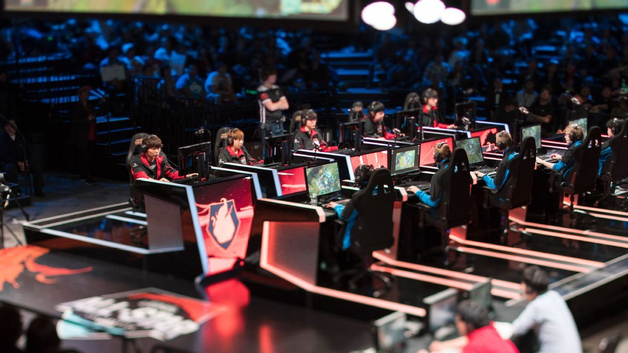 League of Legends news archive Page 1 - esports