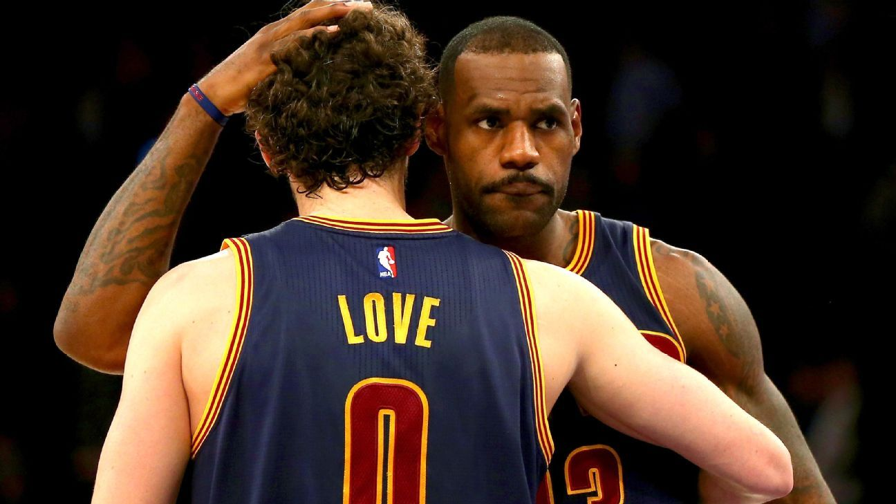 3af7ce6d10e9 NBA  Windhorst  The Cavs need to get Kevin Love involved