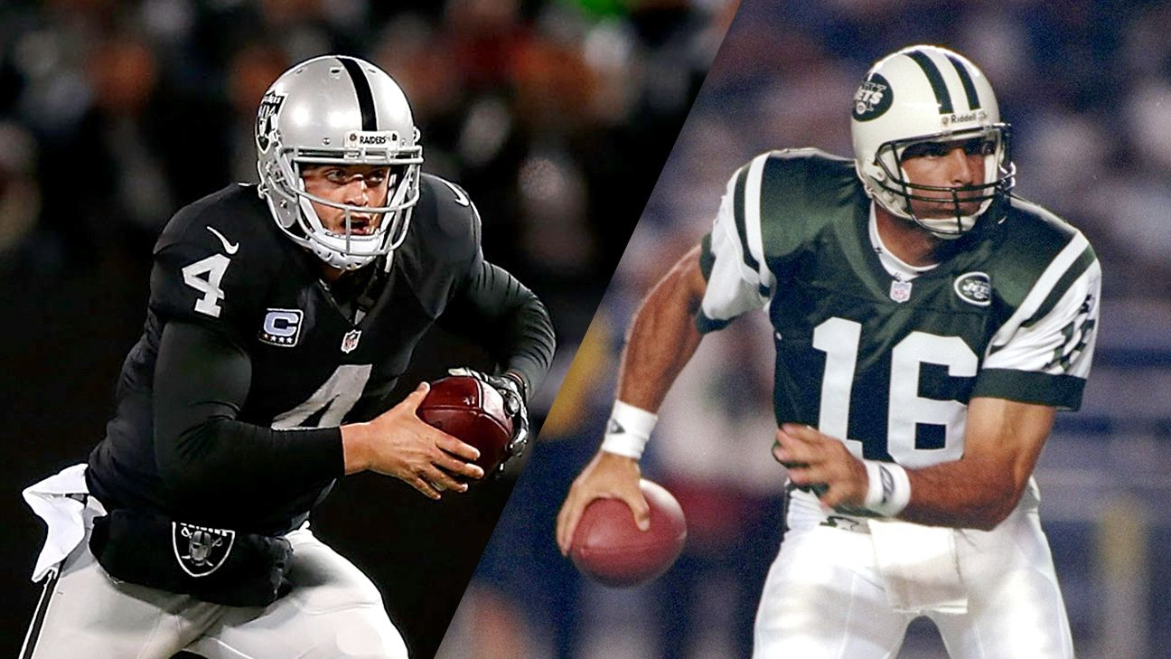 An Average NFL Quarterback Now Has Stats That Great Quarterbacks In Years Past Couldnt Achieve