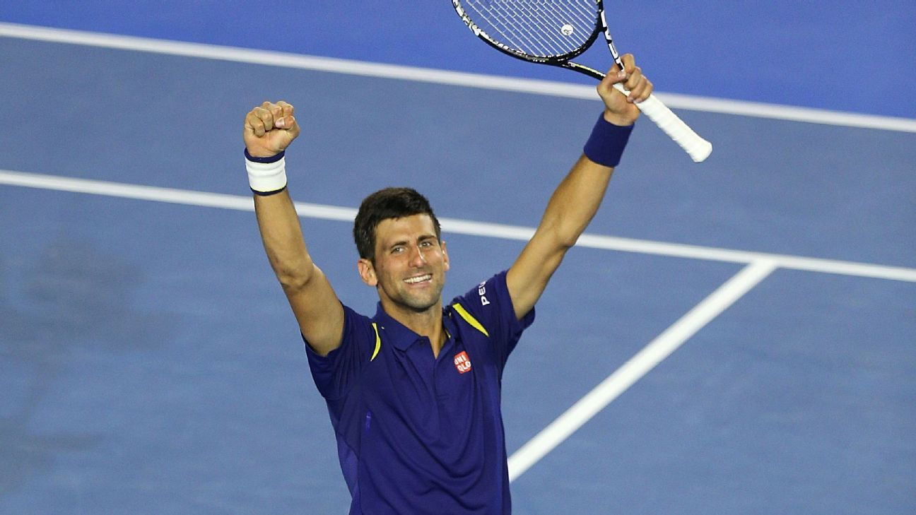 Caple: The Big Four? Not anymore after Djokovic's latest win