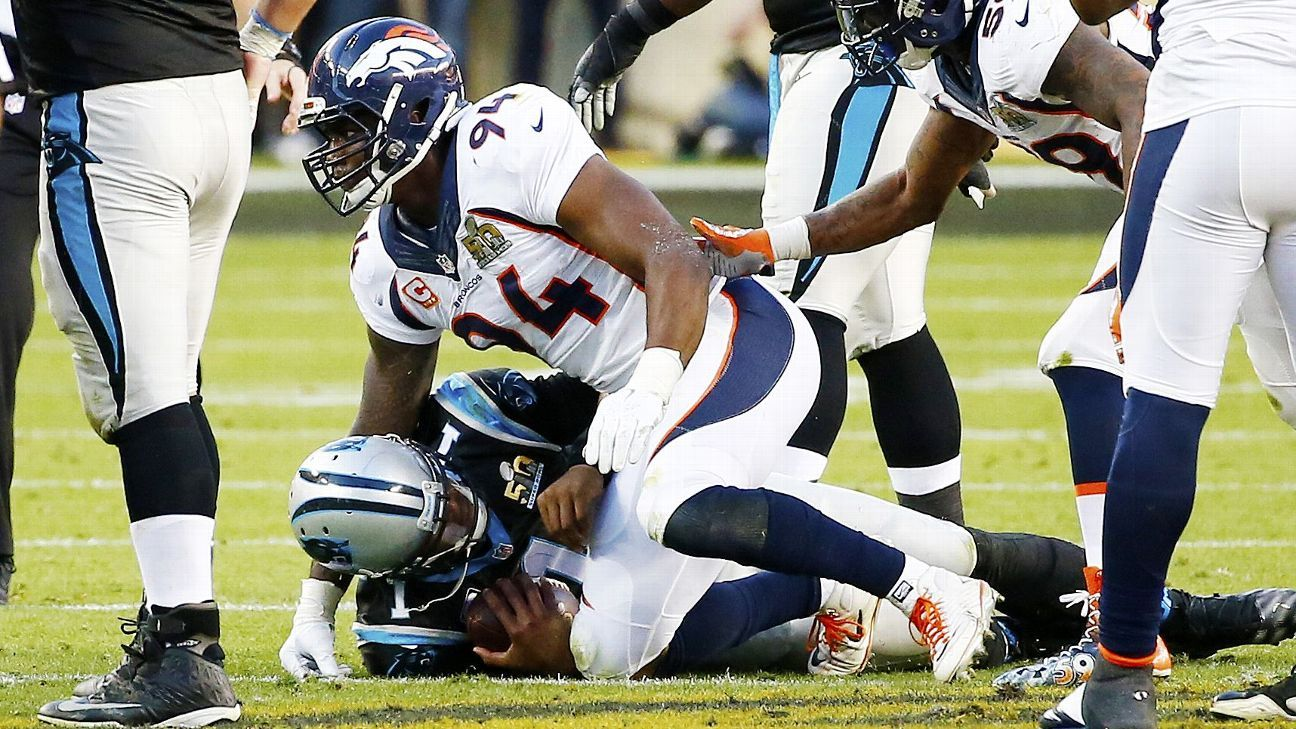 Garber: At long last, DeMarcus Ware wins elusive title