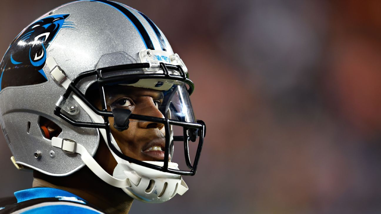 What's trending in the NFL: What caused abrupt end to Cam Newton's post-Super Bowl interview?