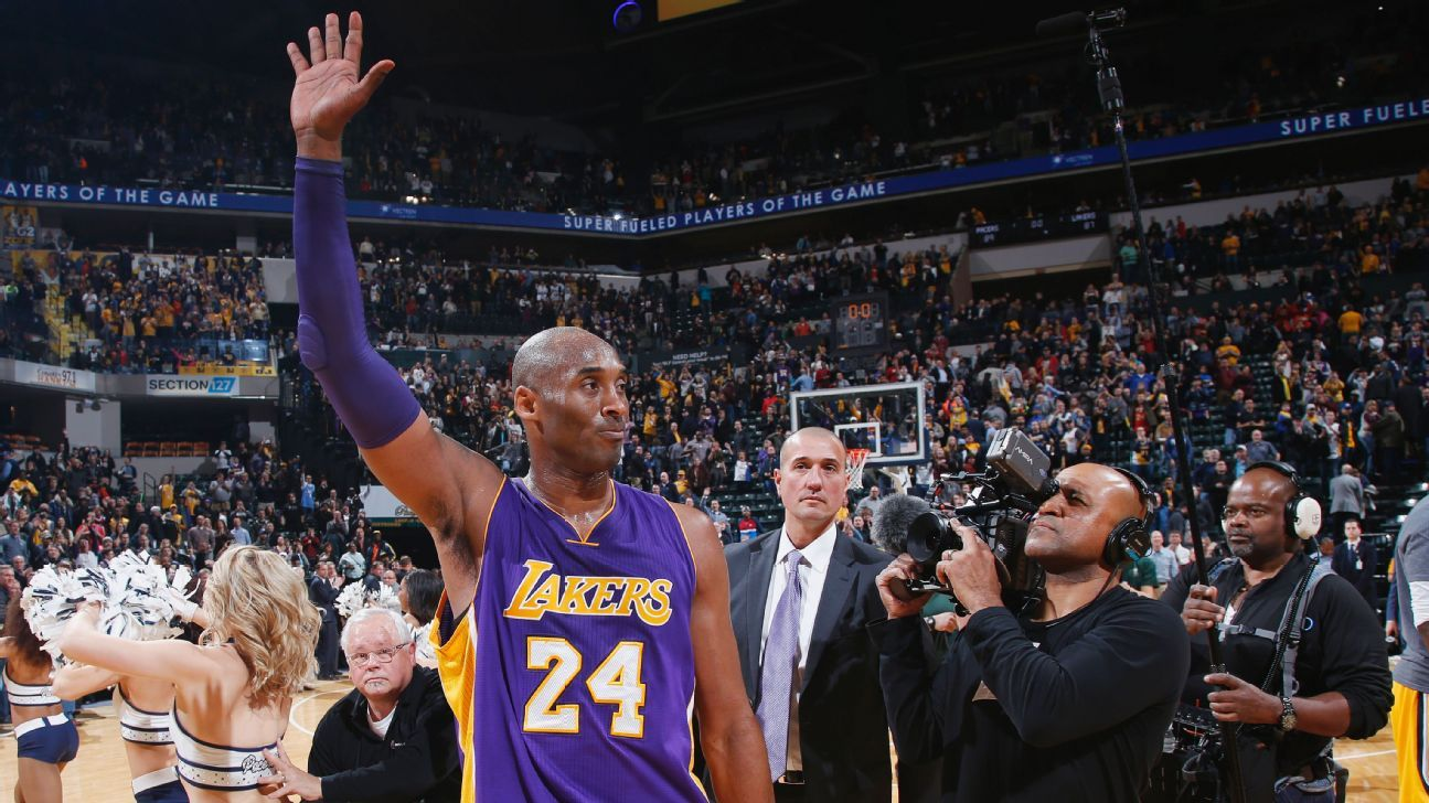 Kobe heats up after cold start, then goes cold again in Lakers' loss