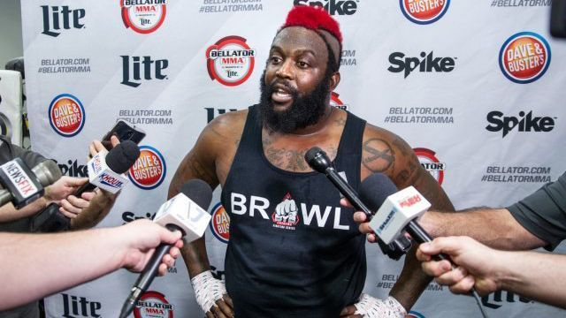 Kimbo Slice, Dada 5000 beef goes back to the streets