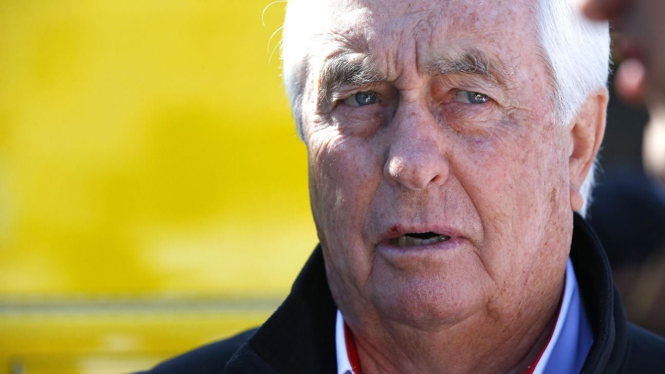 Nascar Roger Penske Adds Insight To Team Charter