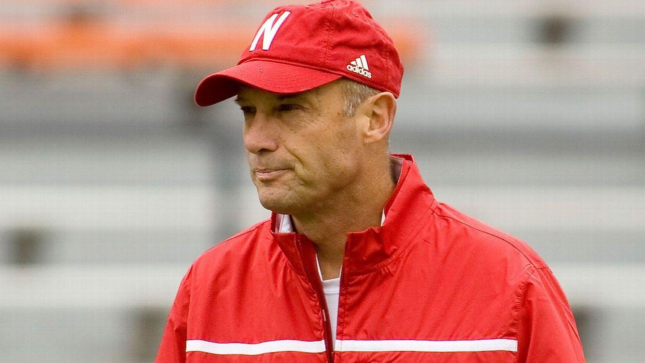 Nebraska coach Mike Riley is the darndest guy you'll ever meet