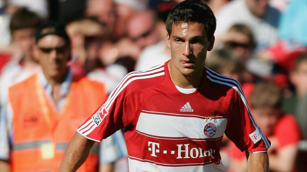 release date: c991b f79be Looking back at Mats Hummels' 'first' Bayern Munich debut