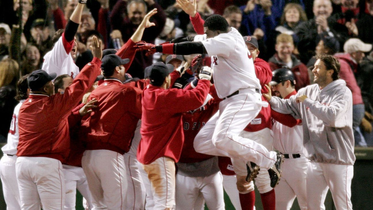 No one foresaw damage Boston Red Sox's David Ortiz would ...