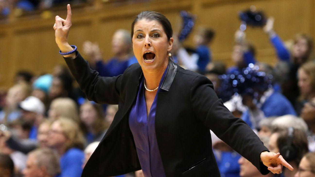McCallie exits as Duke's women's hoops coach
