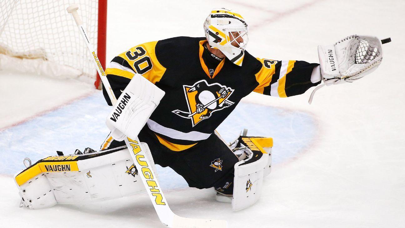 Nhl 2016 Stanley Cup Playoffs Q A With Pittsburgh Penguins Goalie Matt Murray