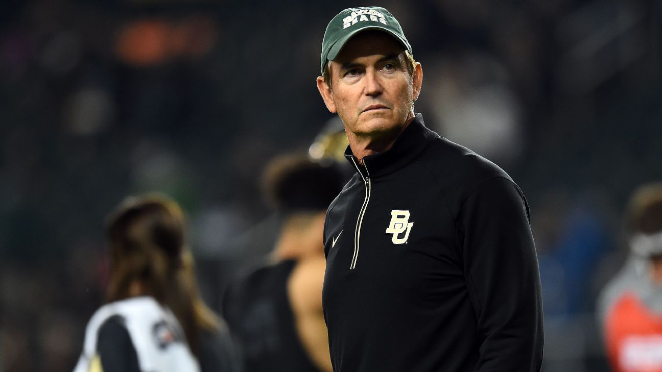 Art Briles was fired in the wake of Baylor's sexual assault scandal in 2016.