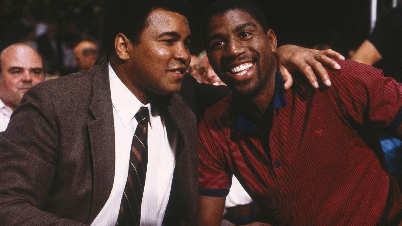 4ad16d19b67d Muhammad Ali s heavyweight influence on NBA players