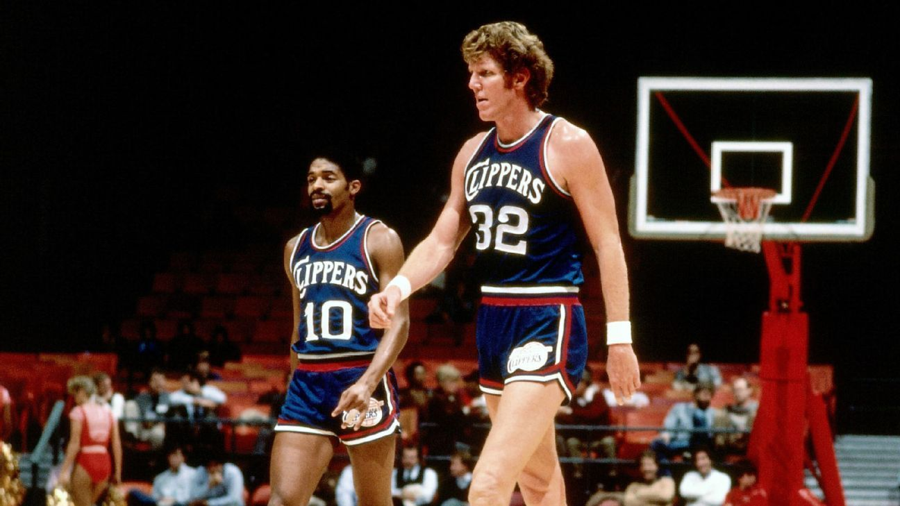 more photos 38410 40da1 Bill Walton still blames self for Clippers' 1984 departure ...