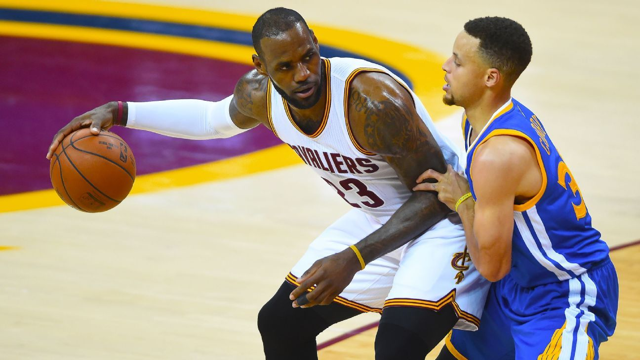 709692e7e36 NBA reveals schedule for 2016-17 season as Finals rematch highlights Christmas  Day slate