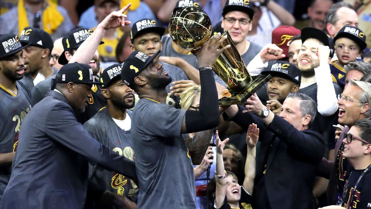 a1b07f320d1c Social media reacts to Cleveland Cavaliers  stunning Game 7 victory