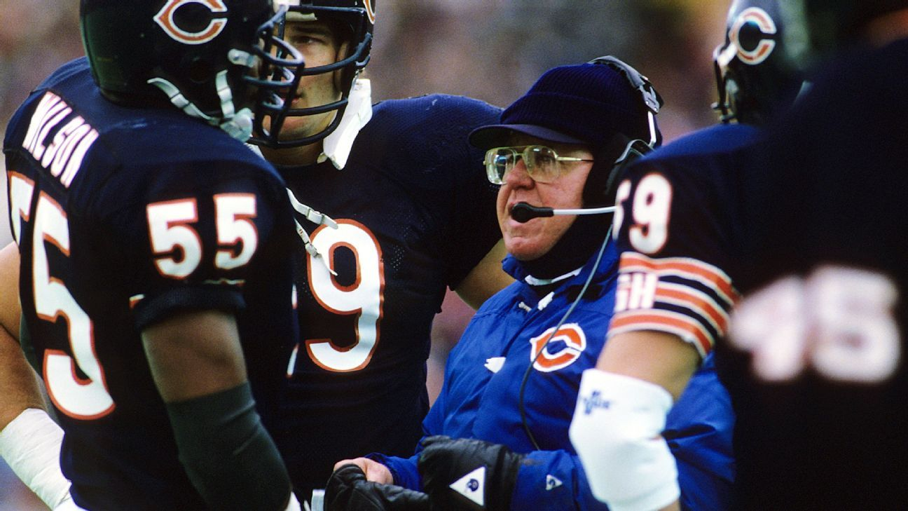 Read Buddy Ryan's letter to the 1985 Chicago Bears ...