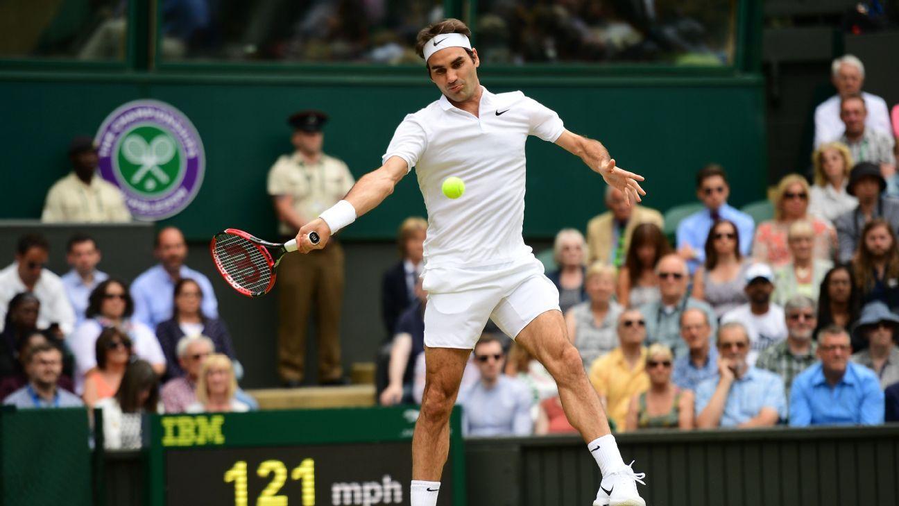 Steve Johnson now understands what makes Roger Federer a legend