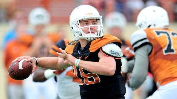 Making final cases for Texas QBs Tyrone Swoopes, Shane Buechele
