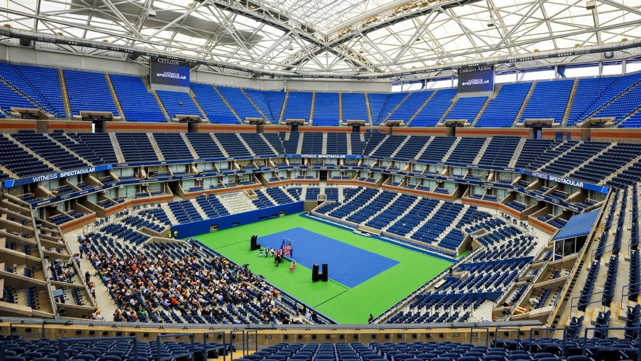 Tennis Five Things We Learned About Arthur Ashe Stadium