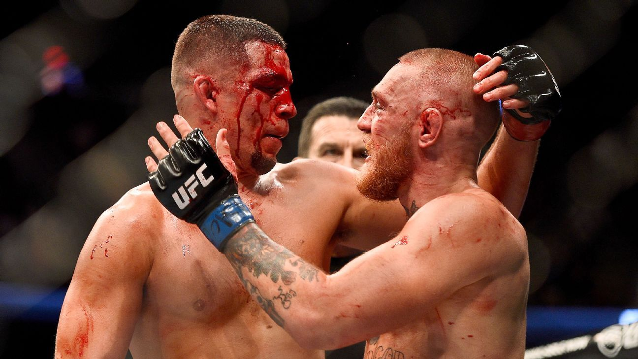 Conor McGregor defeats Nate Diaz by majority decision in UFC 202 main event