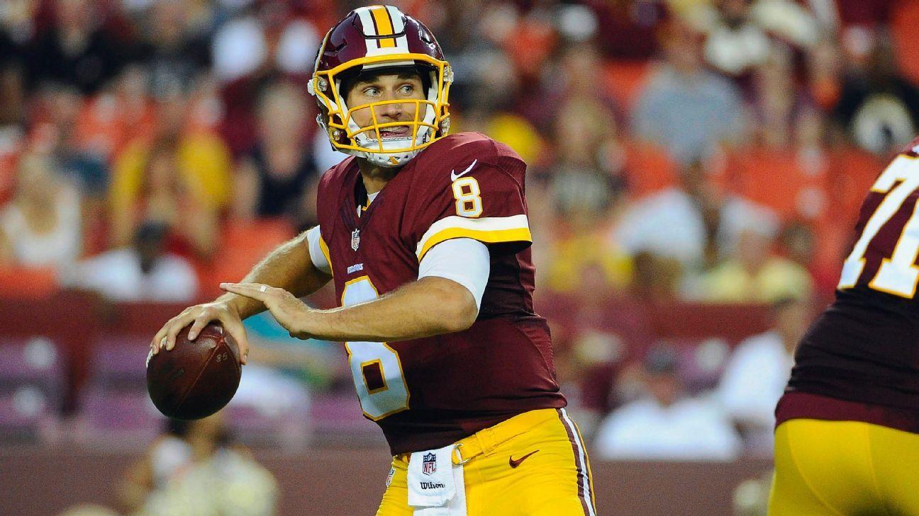 Washington Redskins  tough start not Kirk Cousins  fault 76fb65bd8