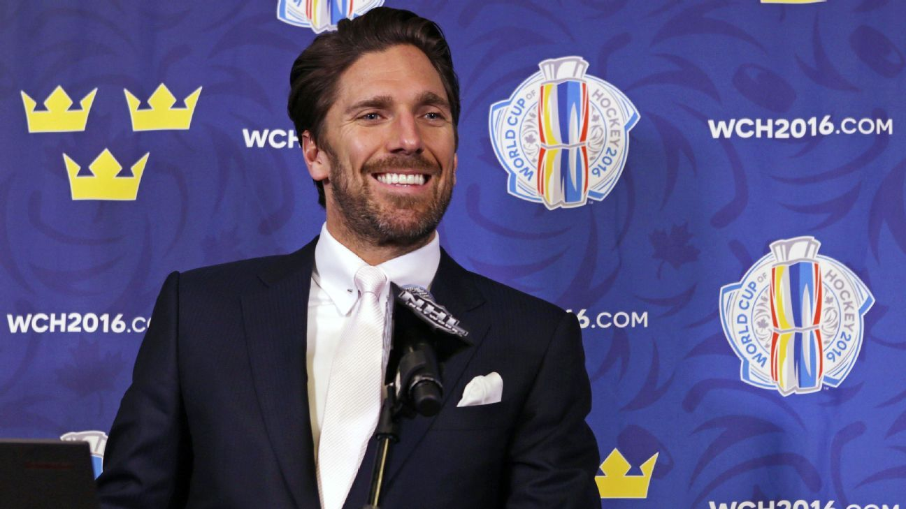 Nhl World Cup Of Hockey With His Picture Perfect Smile And