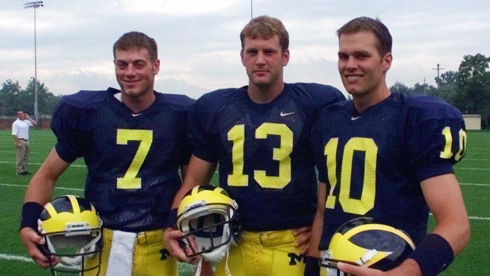 size 40 ac6a0 062cf Remembering Tom Brady's best Michigan moments - Stats & Info ...
